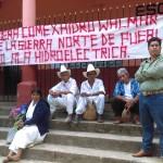 Totonakús de 8 municipios de Puebla rechazan megaproyectos