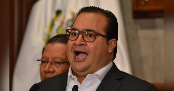 """Javier Duarte """"defiende su honor"""" ante acusaciones de red de prestanombres"""