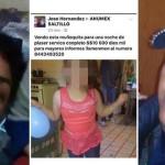 """Liberan a padres que """"vendían"""" a niña en grupo de Facebook"""
