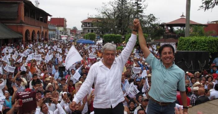 Diferencia entre Yunes y Duarte, uno es ratero y el otro ladrón: AMLO