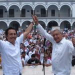 Morena podría ganar Veracruz; Cuitláhuac García sube