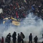 Movilizaciones en Francia contra Reforma Laboral por cuarta ocasión