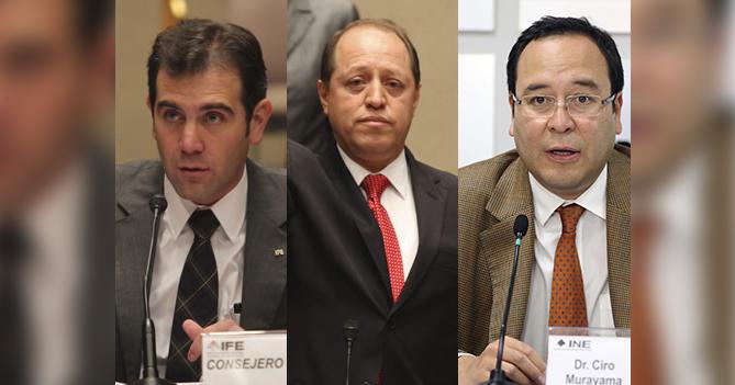 Consejeros del INE descartan renunciar pese a desaprobación ciudadana