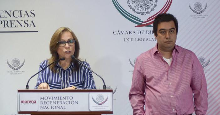 Secretario de la Función Pública debe renunciar por caso Panamá Papers: Morena