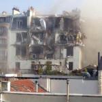Violenta explosión en el centro de París deja 5 heridos