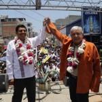 PAN y cuñado de Calderón entregaron padrón electoral a EUA: AMLO