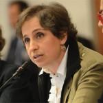 """""""La peor censura es el asesinato de periodistas"""": Aristegui en la CIDH"""