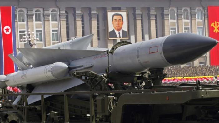 """Estados Unidos ve con """"gran preocupación"""" armas nuclear de Corea del Norte"""
