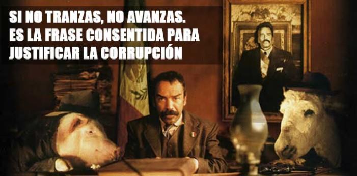 Mexicanos consideran a su gobierno 'altamente corrupto', pero aceptan pagar sobornos