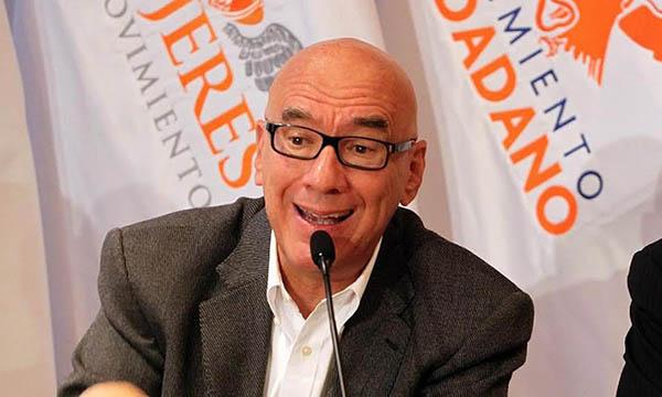 Dirigentes renuncian a Movimiento Ciudadano en rechazo al Frente PAN-PRD