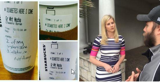 Starbucks ofrece bebida con pase directo a la diabetes
