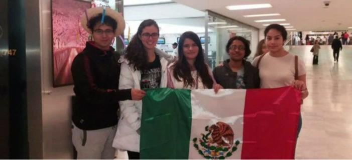 Mexicanas ganan medalla de oro y plata en Olimpiada de Matemáticas en Europa