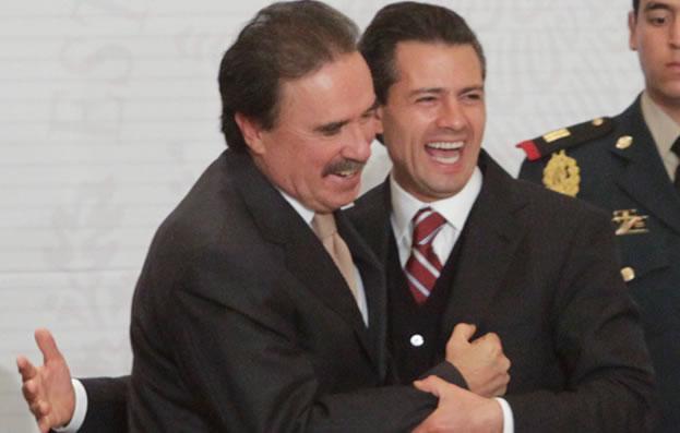 """Sistema Nacional Anticorrupción sería una """"cacería de brujas"""": Emilio Gamboa"""