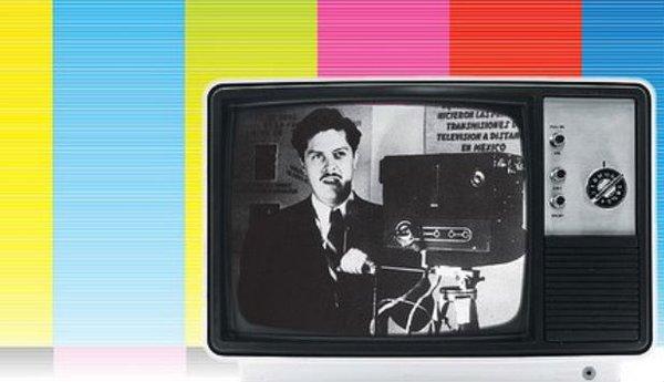 Guillermo González Camarena creador de la Televisión a color