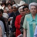 Mexicanos, de los jubilados peor pagados del mundo
