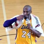 Kobe Bryant se retira del baloncesto