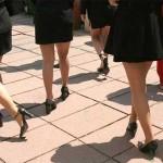 Querétaro: obligan a mujeres policías usar tacones y minifalda