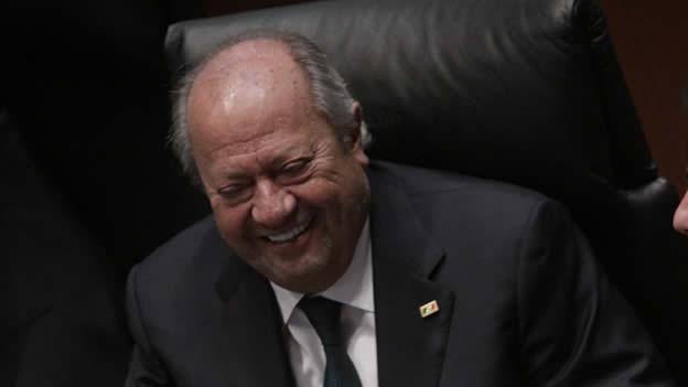 Peña Nieto y PRI protegen a Romero Deschamps