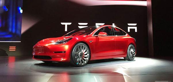 Tesla Model 3, el coche eléctrico para las masas