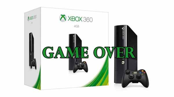 Microsoft desaparecerá el Xbox 360