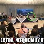 Héctor Yunes, del PRI, único candidato que no asistió al llamado del colectivo en Defensa de la UV