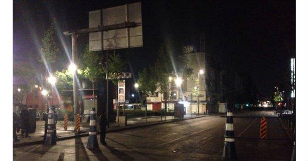 """Zócalo de la Ciudad de México """"resguardado"""" por policías"""