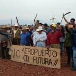Amparan a ejidatarios de Atenco contra despojo de tierras por autopista
