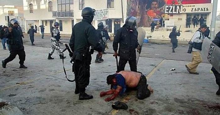 Legalizaría Corte abuso policiaco en el Edomex