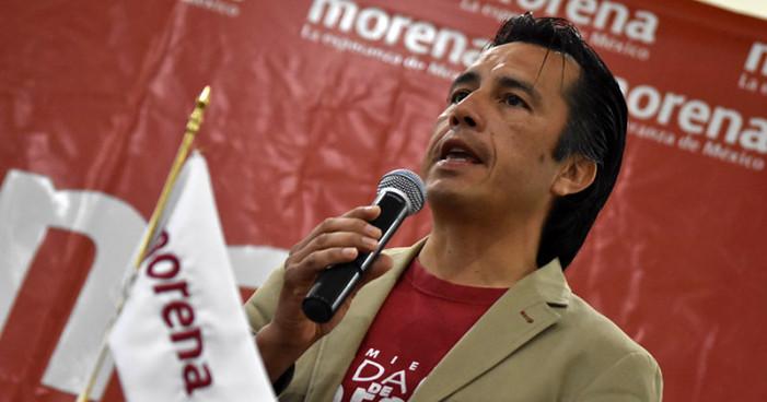 Crece Cuitláhuac García en Veracruz, se intensifica guerra sucia