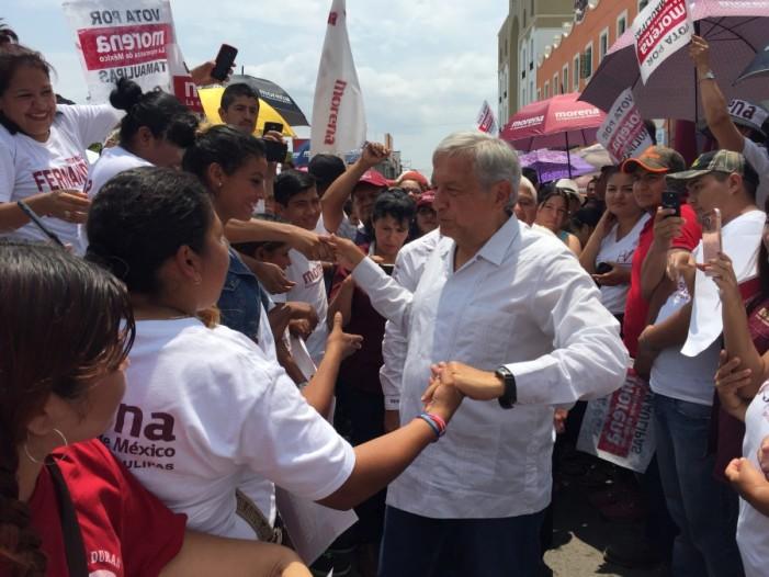AMLO pedirá a Obama espere a 2018 para comprar avión de Peña Nieto
