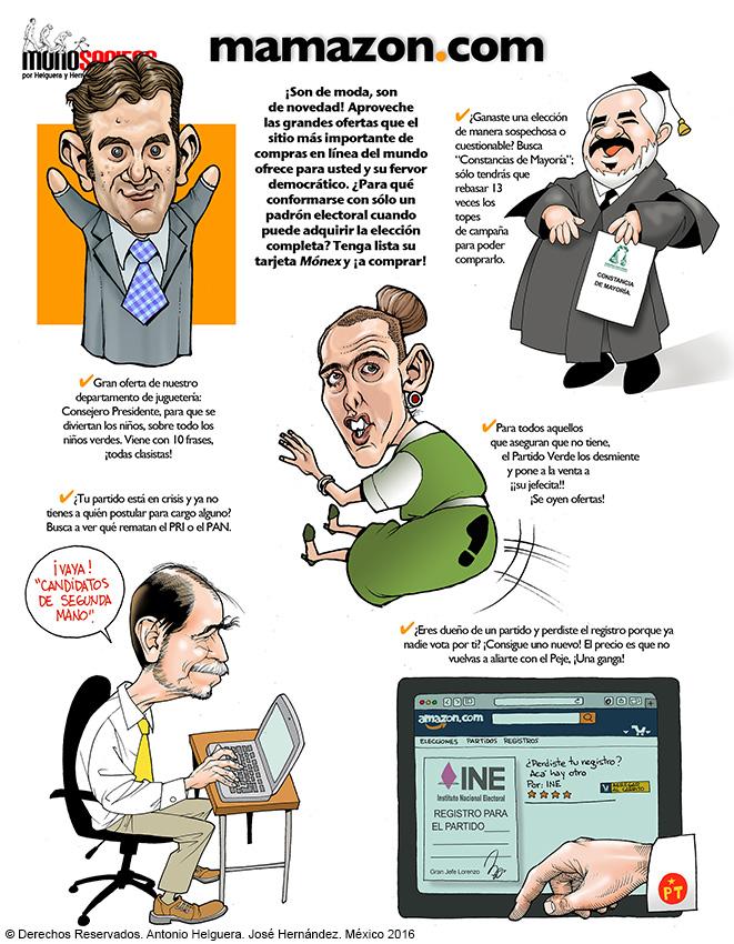 Mamazon.com (Cartón)