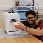 Joven mexicano crea dispositivo que hace tortillas en dos minutos