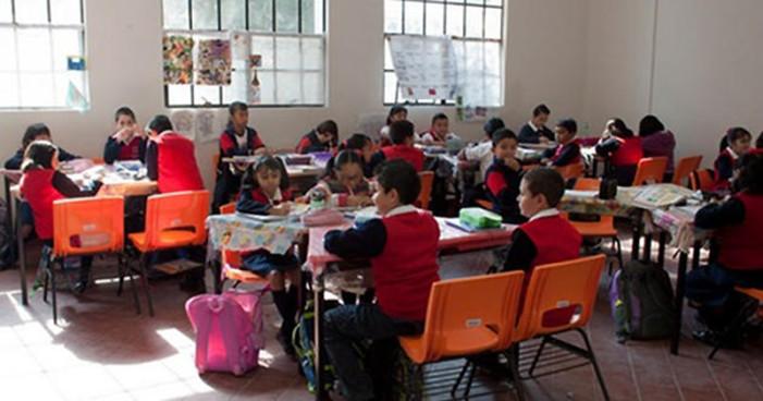 Este viernes vuelven a clases 2 mil 512 escuelas en la Ciudad de México