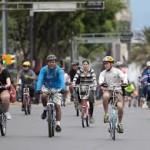 Cambia la ruta del paseo ciclista por marcha de trabajadores