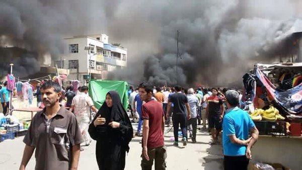 bagdad irak estado islamico atentado coche bomba