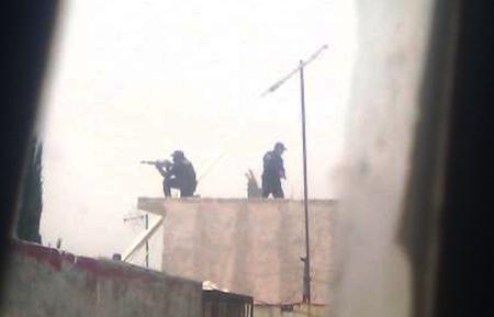 Hombre logra escapar de secuestradores en Chalco