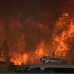 Incendio podría durar meses en Canadá