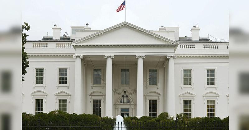 casa blanca estados unidos tiroteo contraste