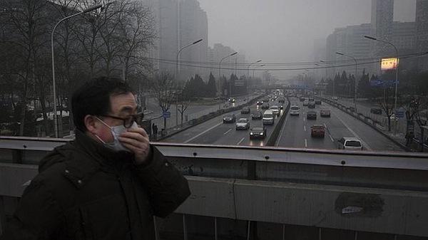 China cobrará impuestos a empresas y gobiernos que contaminen