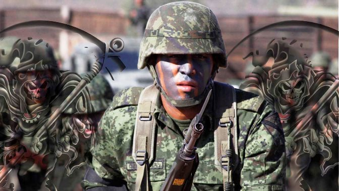 Señalan amenazas contra detractores de la Ley de Seguridad Interior