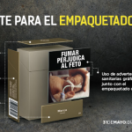 Día Mundial sin Tabaco; OMS pide empaquetado neutral para cigarros