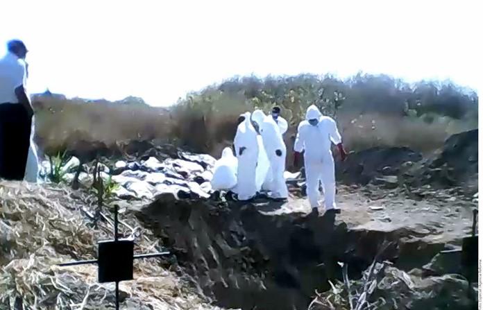 Veracruz alcanza fama internacional por desaparecidos y fosas clandestinas