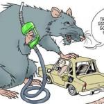 Gasolinazo en septiembre, combustibles aumentarán hasta 6%