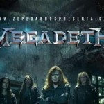 Megadeth regresa a México el próximo 29 de agosto