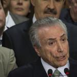 Para ahorrarse abucheos Temer se ausentará de clausura de Río 2016