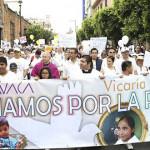 """""""Nos desconcierta la aprobación de matrimonios gay"""": obispo de morelos, encabeza marchas"""