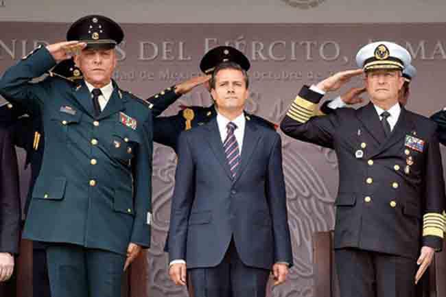 Letalidad desproporcionada de las fuerzas armadas en México: The New York Times