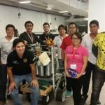 Estudiantes de la UNAM ganan premio de la NASA por robot explorador de Marte