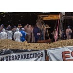 Niños y recién nacidos en la fosa clandestina de Tetelcingo