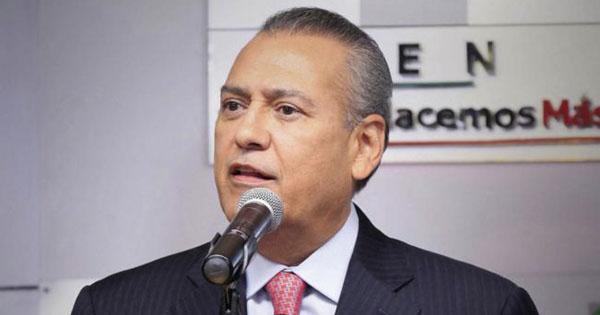 Beltrones renunció a la presidencia por fracaso electoral